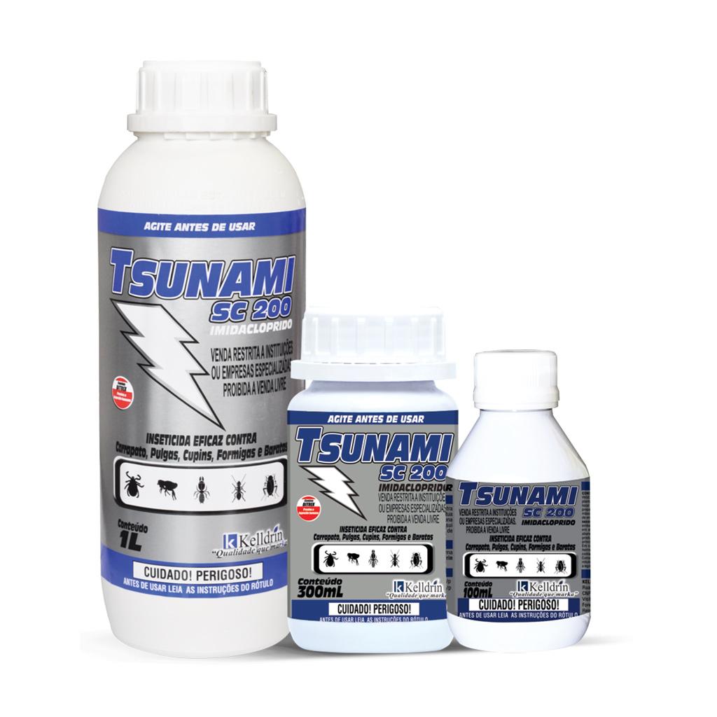 Tsunami Sc200 Madevet Comercial Agr 237 Cola Ltda
