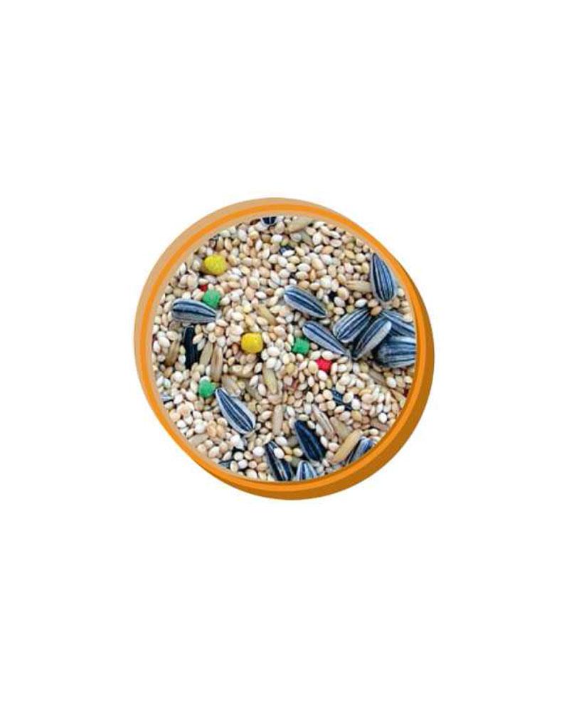 Mix Agapornis E Calopsita Sc 5kg Madevet Comercial