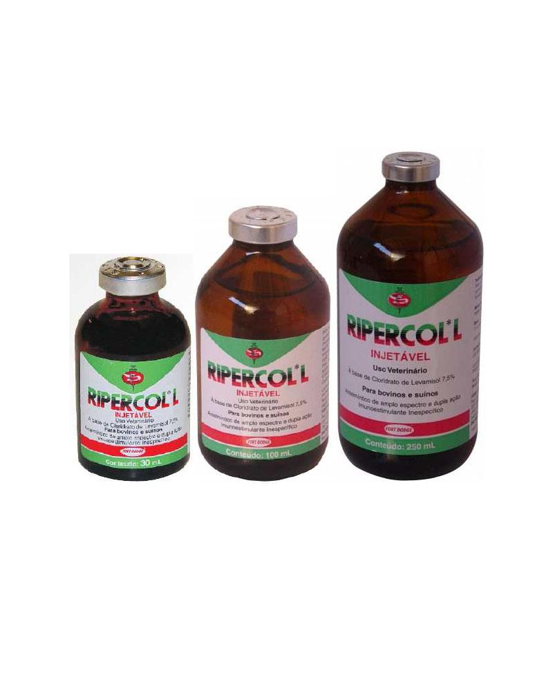 Ripercol L Injet 225 Vel 250ml Madevet Comercial Agr 237 Cola Ltda
